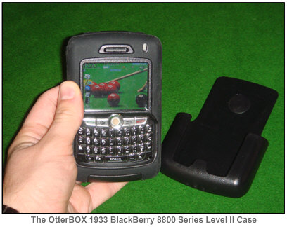 OtterBOX 1933 Level II Case for the BlackBerry 8800, 8820, 8830