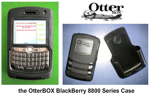 BlackBerry 8800 Series Case