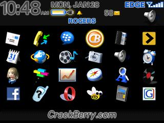 and crackberry com s most downloaded wallpaper is crackberry com