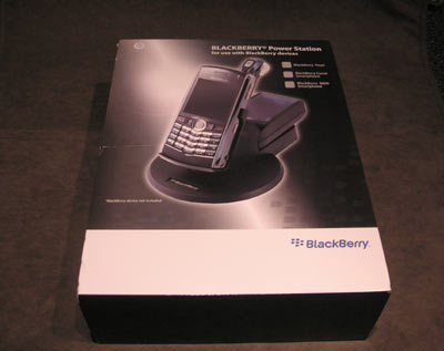 BlackBerry Power Station