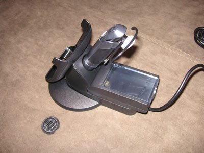 BlackBerry Power Station with Headset