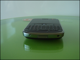BlackBerry 9000 Battery Release Button