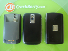 BlackBerry Curve, 9000, 8830