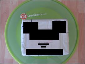 BlackBerry 9000 Unboxing
