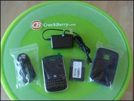 BlackBerry 9000 Unboxed