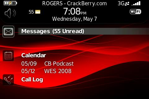 BlackBerry 9000 Review - Part III - Diving into OS4.6