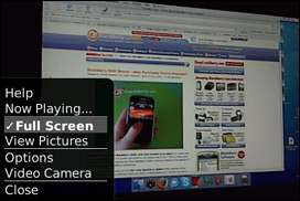Full Screen Photo Capture