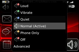 The Sound Profiles Menu Gets a Nice Looking Makeover