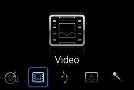 Video Library Shortcut