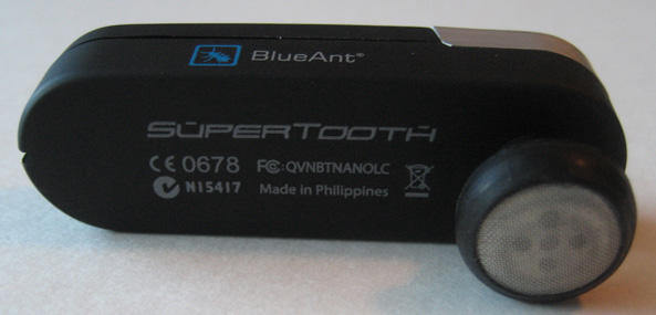 how to turn off call terminated on blueant