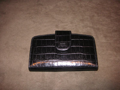 RexRegina Winston Side Pouch for the BlackBerry Curve and BlackBerry 8800