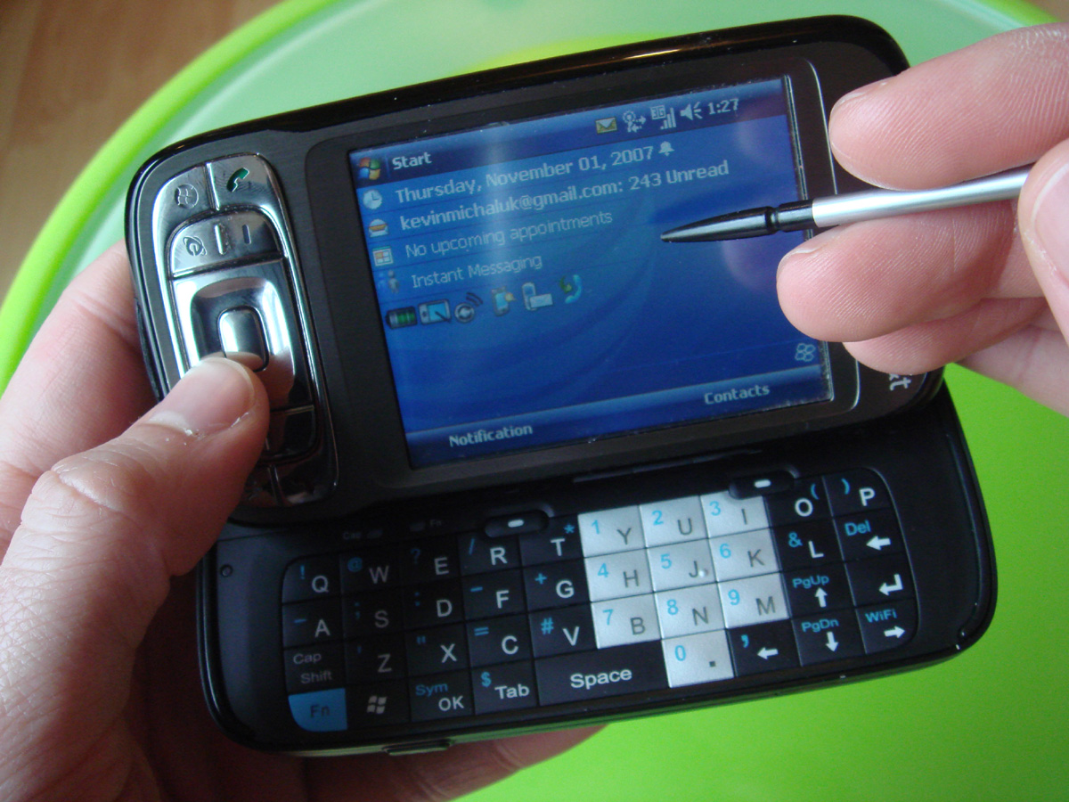 smartphone round robin final thoughts on windows mobile and the att rh crackberry com Walmart Android Phone AT&T Tilt Phone
