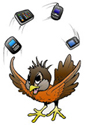 Smartphone Round Robin
