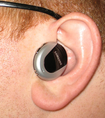 SamSung WEP 500 In Ear