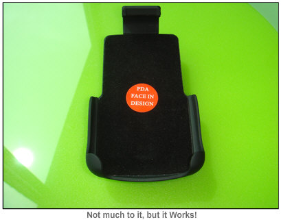 Seidio Rubberized Holster - Holster Only