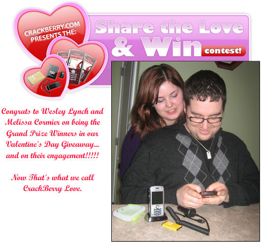 Share the Love & Win Winners!