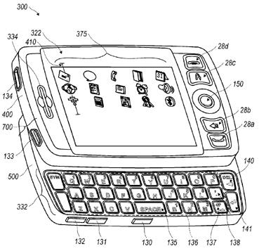 Slider BlackBerry