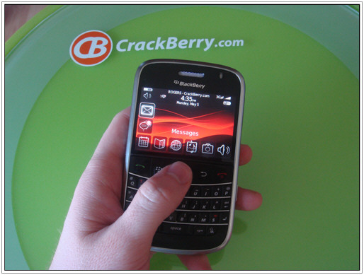 BlackBerry 9000 Reviews, Information, Images & Discussion