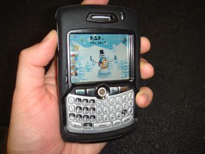 CrackBerry.com Holiday Theme