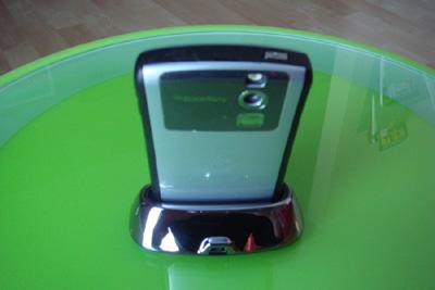 Charging Pod - Back