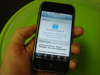 iPhone Installer 1
