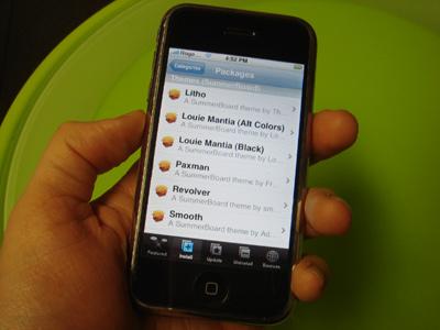 iPhone Installer 3