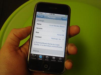 iPhone Installer 4