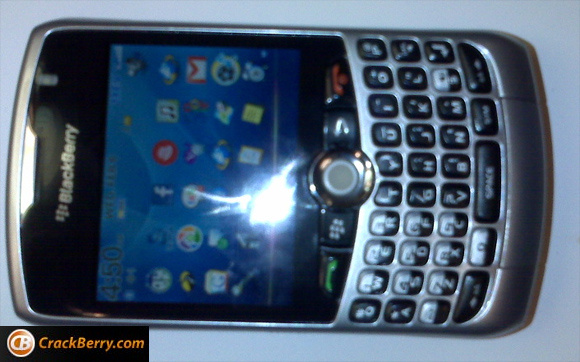 Sprint BlackBerry Curve 8330