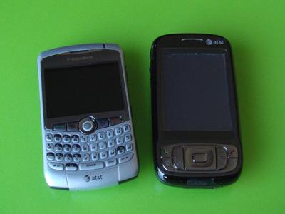 Goodbye BlackBerry, Hello Tilt
