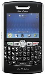 T-Mobile BlackBerry 8820