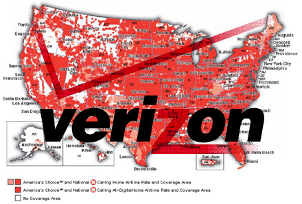 Verizon Opens Up!