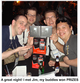 Verizon Prize Winners