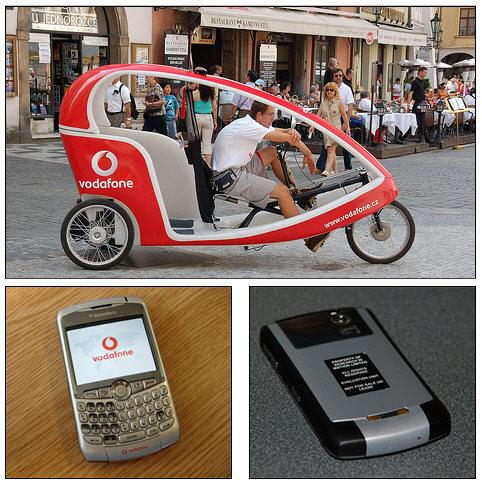 Vodafone BlackBerry 8300