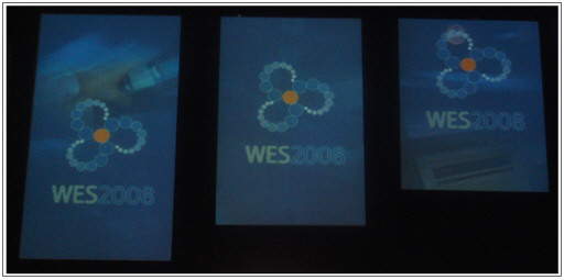 WES 2008 Coverage