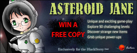 NEW MEMBERS - Win a Copy of Asteroid Jane!
