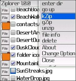 Ziplorer Screenshot