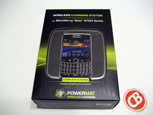 PowerMat Box