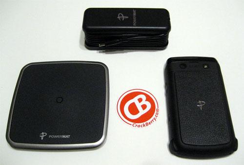 PowerMat inside the box