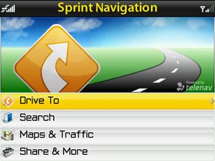 Sprint Nav2