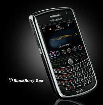 Sprint BlackBerry Tour Review