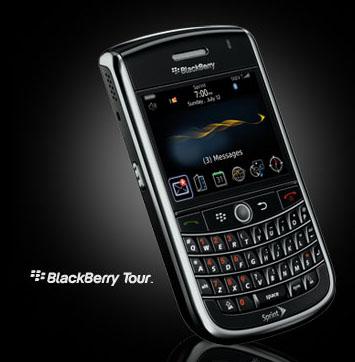 Sprint BlackBerry Tour Review
