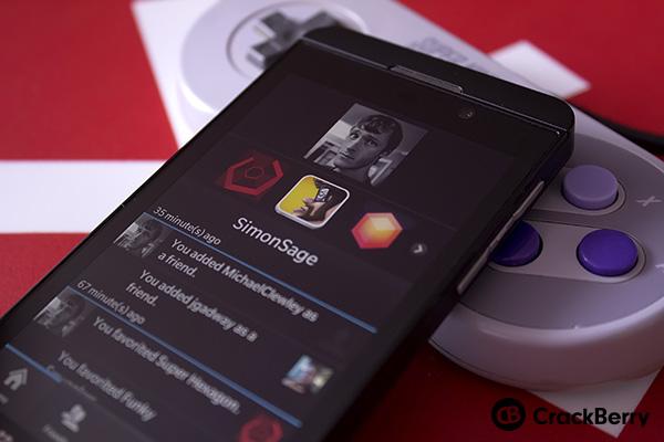 BlackBerry 10 Games