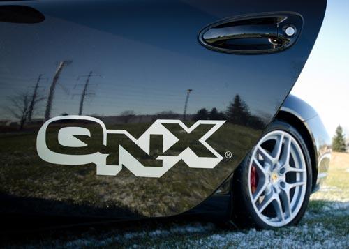 QNX car