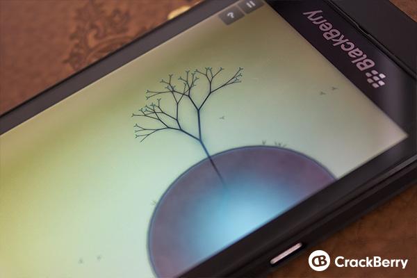 Eufloria HD on BlackBerry 10