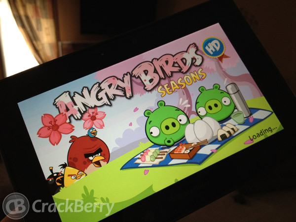 Angry Birds Seasons updated to 2.3