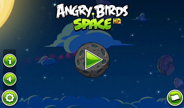 Angry Birds Space img 1