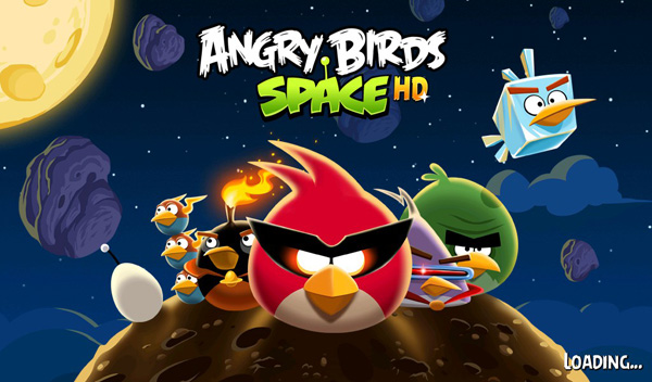 Angry Birds Space img 3