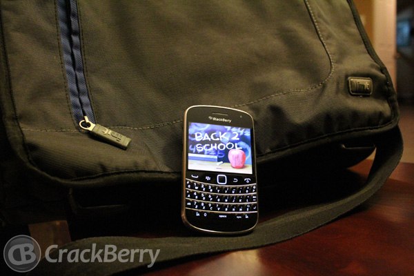 Back2School with CrackBerry