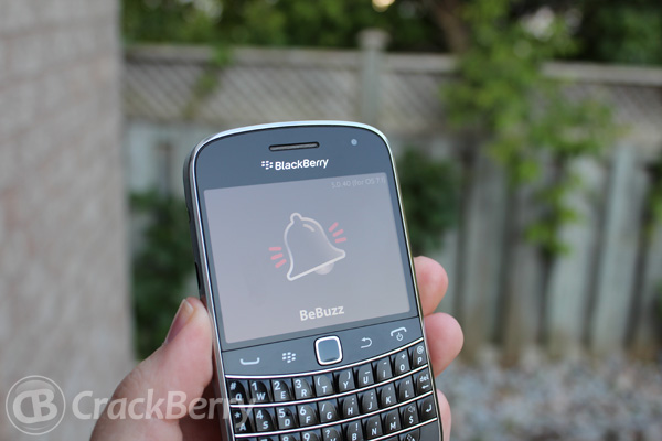 BeBuzz for BlackBerry