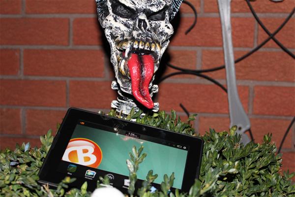 CrackBerry Halloween